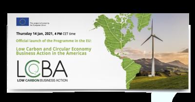 Acción empresarial de economía circular y bajas emisiones de carbono
