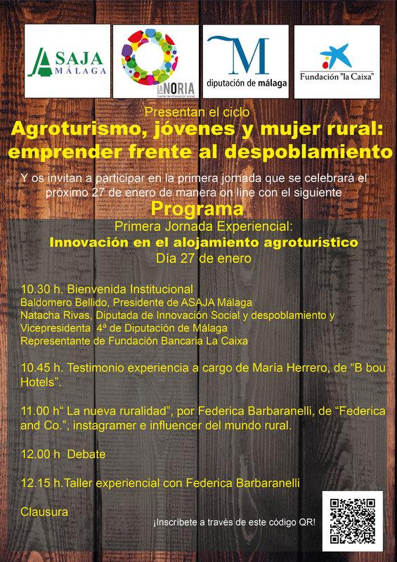 Ciclo de jornadas que propician el emprendimiento en zonas rurales