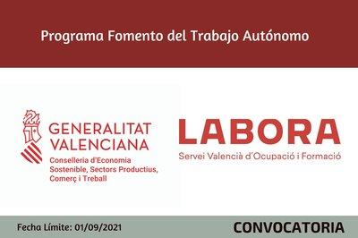 Programa de Fomento del Trabajo Autónomo