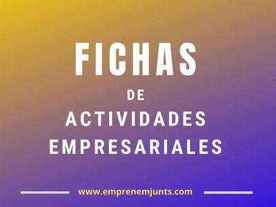 150 Fichas de Actividades Empresariales
