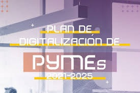 cartel plan digitalización