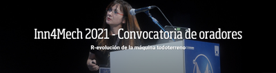 Inn4Mech 2021 - Convocatoria para Ponentes