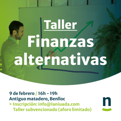 Taller financiación alternativa