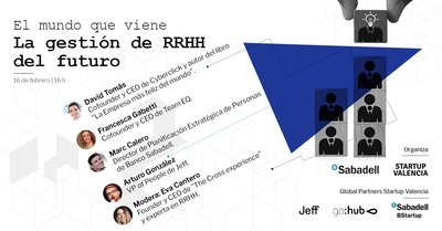 El mundo que viene: la gestión de los RRHH del futuro