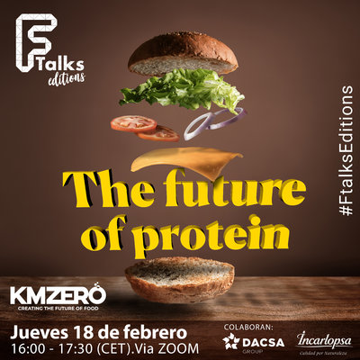 Ftalks Editions The Future of Protein