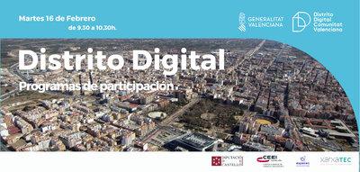 Jornada informativa Distrito Digital Castellón