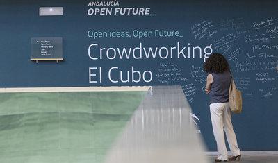 1ª Call Open Future España 2021: Hub El Cubo, Sevilla