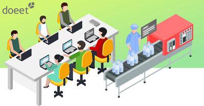 Integra tu sistema MES con tu ERP