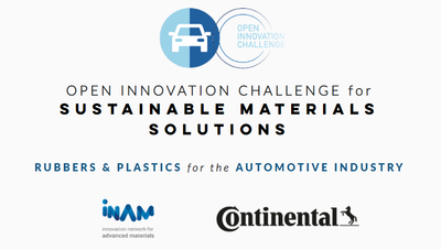 Open Innovation Challenge para soluciones de materiales sostenibles