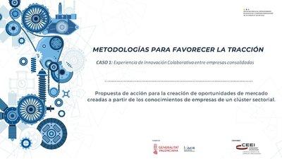 CASO 1: Experiencia de Innovación Colaborativa entre empresas consolidadas