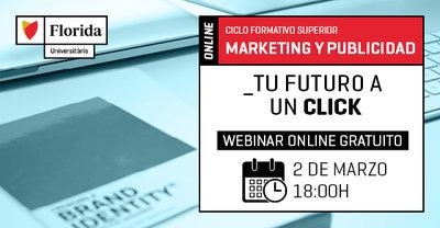 Webinar de Marketing y Publicidad Online