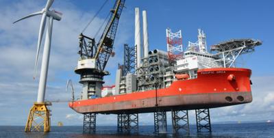 ACCIONA y SSE Renewables firman un acuerdo para desarrollar eólica offshore
