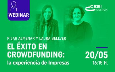 Webinar: el éxito del crowdfunding