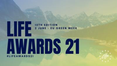 Ceremonia de los Premios LIFE 2021