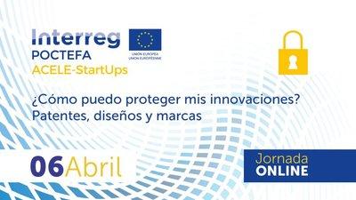 Jornada ITAINNOVA: ¿Cómo puedo proteger mis innovaciones? Patentes, diseños y marcas