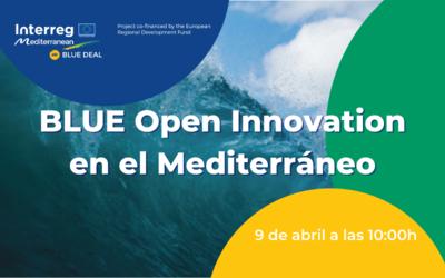 Webinar:  BLUE Open Innovation en el Mediterráneo