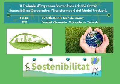 II Encuentro de Empresas Sostenibles y del Bien Común: Sostenibilidad Corporativa y Transformación del Modelo Productivo