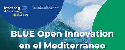 BLUE Open Innovation en el Mediterráneo - Presenta tu Reto