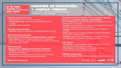 Misiones de Innovación y Agenda Urbana