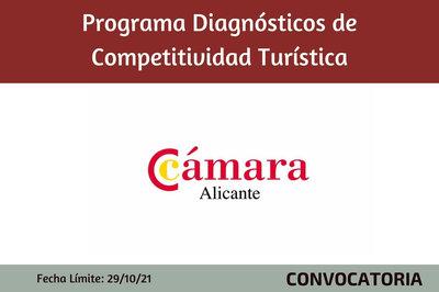 Programa Diagnósticos de Competitividad Turística