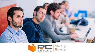 Convocatoria PcComponentes Startup Booster