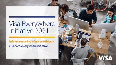 Convocatoria Iniciativa Visa Everywhere 2021 Global
