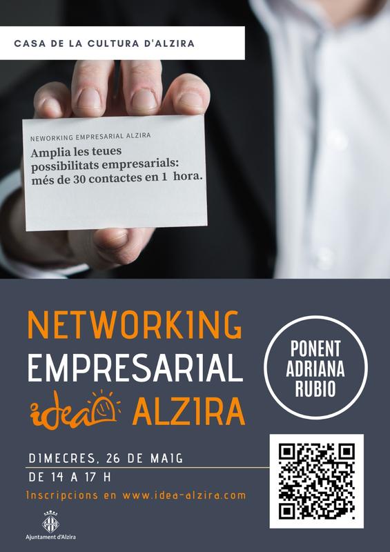 Networking Alzira Ventas mayo 2021