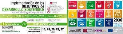 TALLER: Implementación de los ODS en la estrategia empresarial