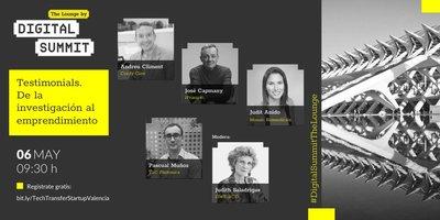 Testimonials Startup Valencia 6-05-21