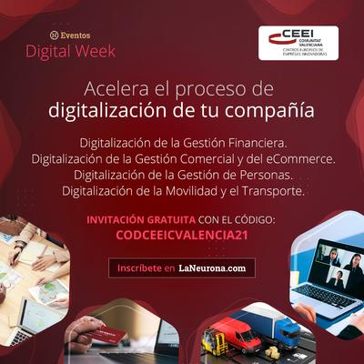 Digitalización de la Gestión Comercial y del eCommerce