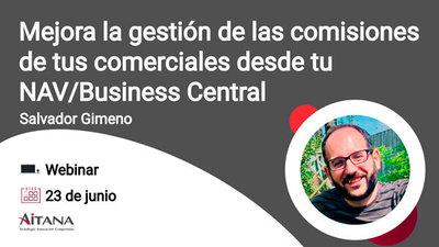 Mejora la gestión de las comisiones de tus comerciales desde tu NAV/Business Central