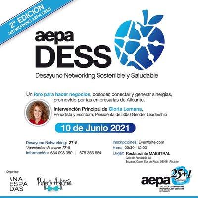 Desayuno Sostenible AEPA
