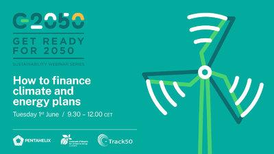 PREPÁRESE PARA 2050: Cómo financiar planes climáticos y energéticos