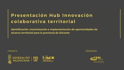 Hub Innovación Colaborativa