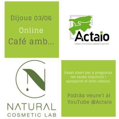 Un café con Natural Cosmetic Lab