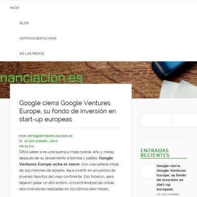 Google cierra Google Ventures Europe, su fondo de inversión en start-up europeas